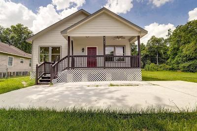 Houston Single Family Home For Sale: 6127 Winstead Lane