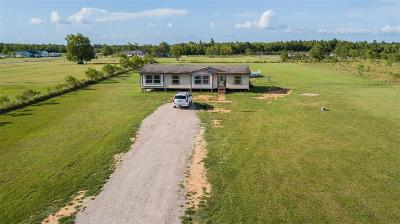 Liberty Single Family Home For Sale: 244 County Road 169b
