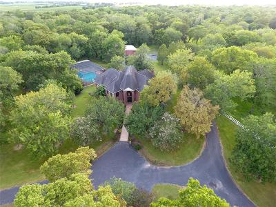 Fort Bend County Farm & Ranch For Sale: 21320 Knolle Road