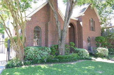 Spring Single Family Home For Sale: 8603 Aldeburgh Court