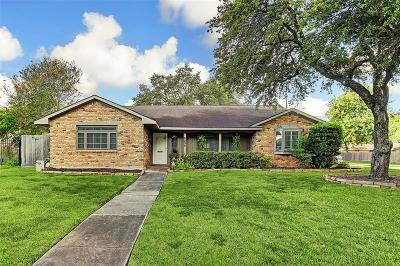 Houston Single Family Home For Sale: 5202 W Bellfort Street