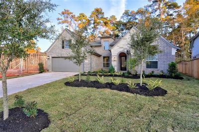 Conroe Single Family Home For Sale: 410 Rowan Pine Court