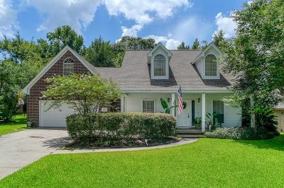 Willis Single Family Home For Sale: 14731 Antares Drive