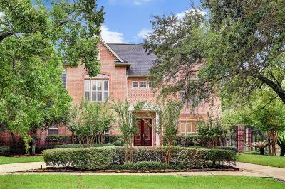 Bellaire Single Family Home For Sale: 4500 Beech Street