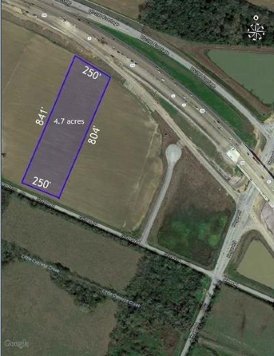 Residential Lots & Land For Sale: Hwy 290 Hegar Rd