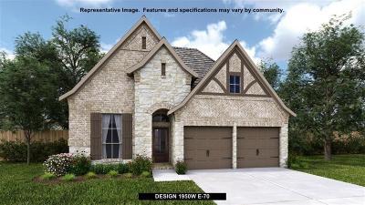 Cypress Single Family Home For Sale: 15031 Montezuma Quail Drive