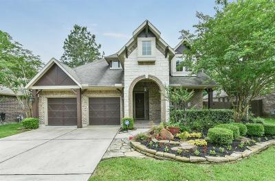 Montgomery Single Family Home For Sale: 127 Pronghorn Place