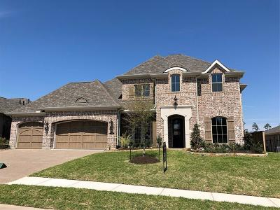 Conroe Single Family Home For Sale: 86 Oak Estates Drive