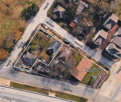 Residential Lots & Land For Sale: 811 Cage Street