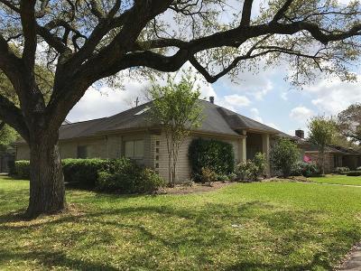 Meyerland Single Family Home For Sale: 9903 Cedarhurst Drive
