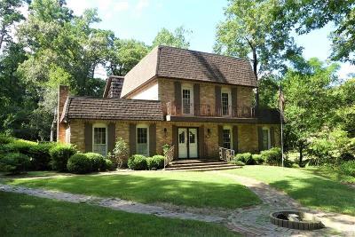 Conroe Single Family Home For Sale: 493 Monticello Park