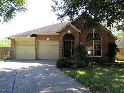Missouri City Single Family Home For Sale: 3803 Breaker Court