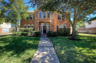 Sugar Land Single Family Home For Sale: 1218 Garden Brk