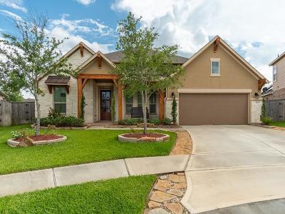 Cypress Single Family Home For Sale: 20115 Three Chutes Lane