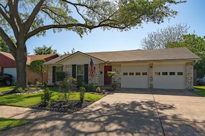 Deer Park Single Family Home For Sale: 3428 Pine Lane