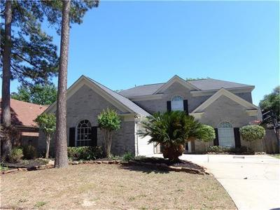Spring, The Wodlands, Tomball, Cypress Rental For Rent: 8831 Sunny Point Drive