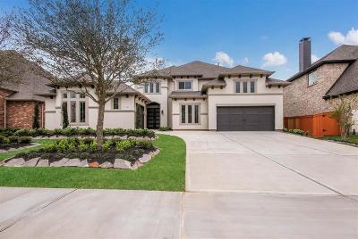 Richmond Single Family Home For Sale: 18310 Handyside Drive