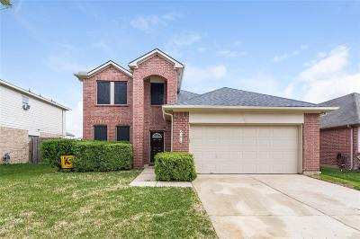 Tomball Single Family Home For Sale: 21910 Willow Downs Drive