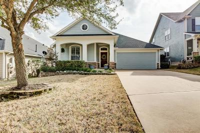 Conroe TX Single Family Home For Sale: $235,000