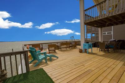 Tiki Island Single Family Home For Sale: 134 Quayside Drive