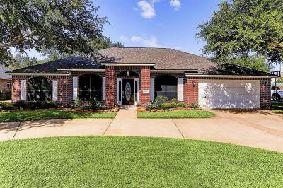 Sealy Single Family Home For Sale: 1410 Bob White