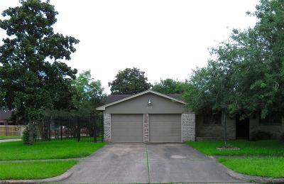 Houston Single Family Home For Sale: 5258 Bungalow Lane
