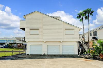 Tiki Island Single Family Home For Sale: 310 E Paradise