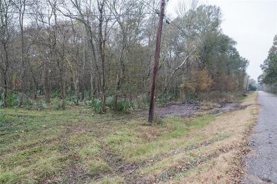 Montgomery County Farm & Ranch For Sale: 13520 Walker Road
