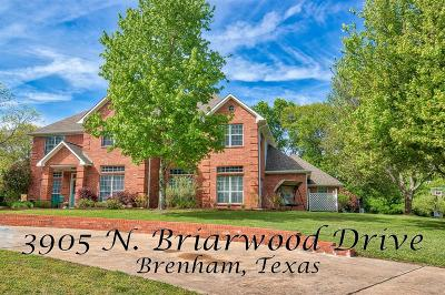 Single Family Home For Sale: 3905 N Briarwood Drive