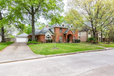 Houston Single Family Home For Sale: 2814 Cedarville Drive