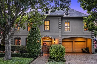 Houston Single Family Home For Sale: 5143 Holly Terrace Drive