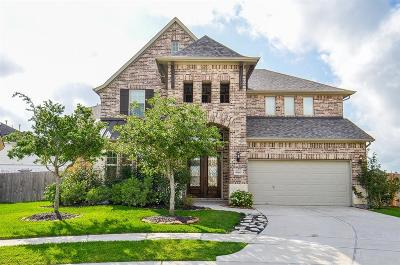 Brookshire Single Family Home For Sale: 9560 Pappas Creek Court