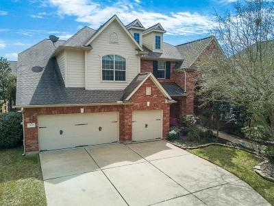 Katy Single Family Home For Sale: 23419 Fairway Valley Lane