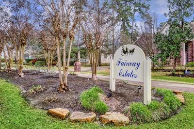 Conroe Residential Lots & Land For Sale: 594 Fairway Court