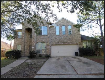 Rosharon Single Family Home For Sale: 5618 Meadow Arbor Lane Lane