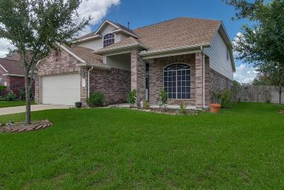 Tomball Single Family Home For Sale: 18135 Melissa Springs Drive