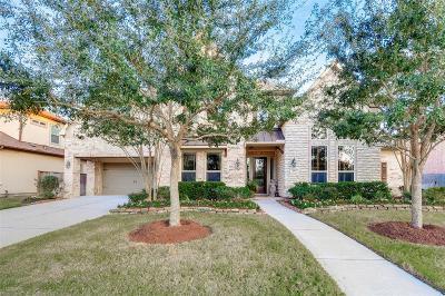 Katy Single Family Home For Sale: 4811 Marbrook Meadow Lane