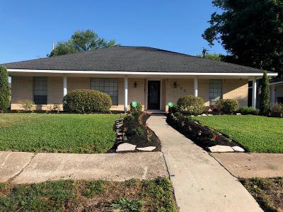 Houston Single Family Home For Sale: 103 Princess