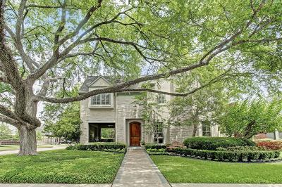 Houston Single Family Home For Sale: 3222 Georgetown Street