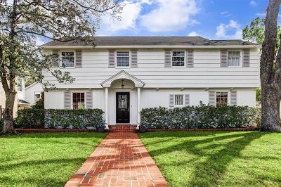 Harris County Single Family Home For Sale: 3461 Wickersham Lane