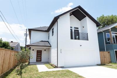 Single Family Home For Sale: 304 Bryan