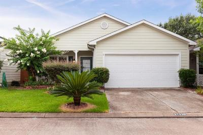 Tomball Single Family Home For Sale: 21335 Sweet Grass Lane