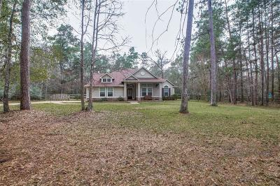 Magnolia Single Family Home For Sale: 27026 Bridleway Circle