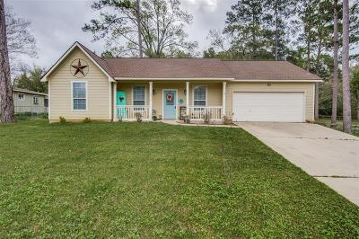 Montgomery Single Family Home For Sale: 4979 Lazy Lane