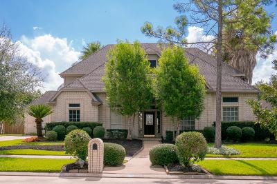 Friendswood Single Family Home For Sale: 2825 Everett Drive