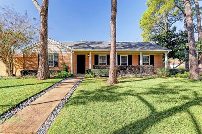 Houston Single Family Home For Sale: 11602 Mullins Drive