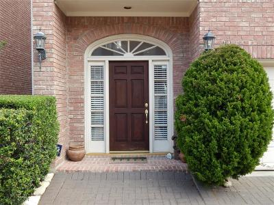 Houston Single Family Home For Sale: 5622 Avalon Way
