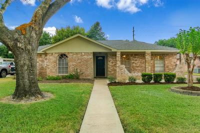 Katy Single Family Home For Sale: 302 Coppersmith Drive