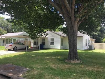 Angleton Single Family Home For Sale: 1117 Wimberly Street