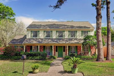 Houston Single Family Home For Sale: 14746 Carolcrest Drive